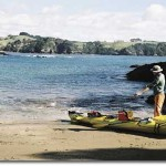 Kayaking Tutukaka Coast by Barb Roy