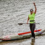 Battle of the SUP Harbour Race